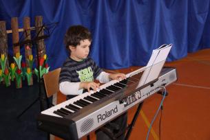 Szymon Mącznik kl0-Mam Talent 2010