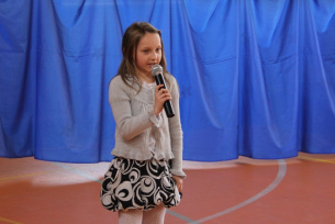 Kamila Kiełb-Mam Talent 2010