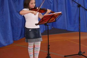 Anna Szumilas kl.IIIa-Mam Talent 2010