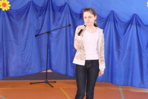Paulina Kopeć kl.VIc-Mam Talent 2010