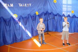 Arkadiusz Kielar i Jan Dytkowski Mam Talent 2010