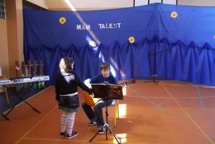 Seweryn Szumilas kl.Vc-Mam Talent 2010