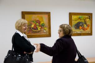 wystawa Jerzego Knefla