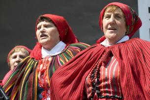 Międzynarodowe Buskie Spotkania z Folklorem 2011
