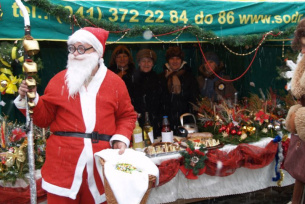 Kiermasz Świąteczny grudzień 2007
