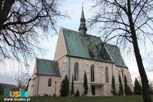 Kościół w Szańcu