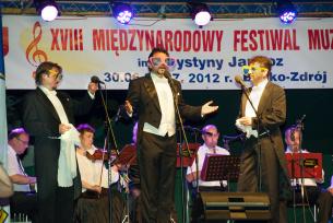 Wydarzenia związane z Buskim Samorządowym Centrum Kultury ~ Festiwal im.Krystyny Jamroz-Galeria