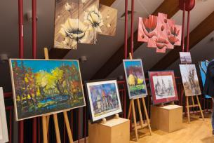 Wydarzenia związane z Buskim Samorządowym Centrum Kultury ~ XXV Przegląd Plastyki Ponidzie 2010