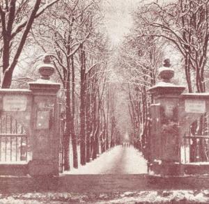 Spacer Historyczny – Zimowy park – od Sienkiewicza do Kadzielni