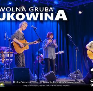 Koncert - Wolna Grupa Bukowina