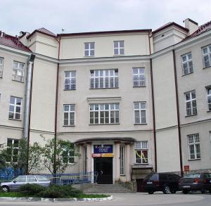 Sanatorium/Szpital Górka