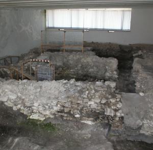 Pawilon Archeologiczny w Wiślicy