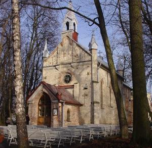 Kaplica zdrojowa pw. św. Anny