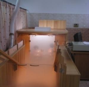 Zakład Przyrodoleczniczy w Sanatorium Włókniarz
