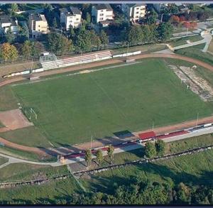 Kompleks sportowy przy ul.Kusocińskiego