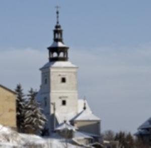 Kościół pw. św. Jakuba Starszego w Szczaworyżu