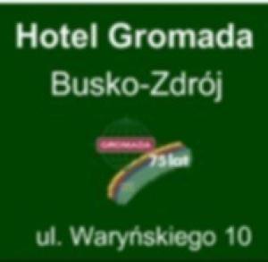 Oferta z zabiegami w Hotelu Gromada *** w Busku – Zdroju