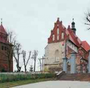 Kościół w Starym Korczynie