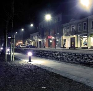 Promenadą - z Uzdrowiska do Rynku (4 km)