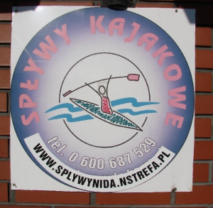 Spływy Kajakowe Nida P.H.U. TRAPER
