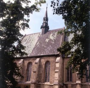 Kościół pw. Wniebowzięcia Najświętszej Marii Panny w Szańcu