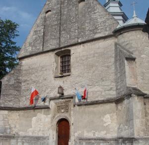 Kościół pw. św. Marii Magdaleny w Dobrowodzie