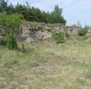 Odsłonięcie geologiczne Karabosy