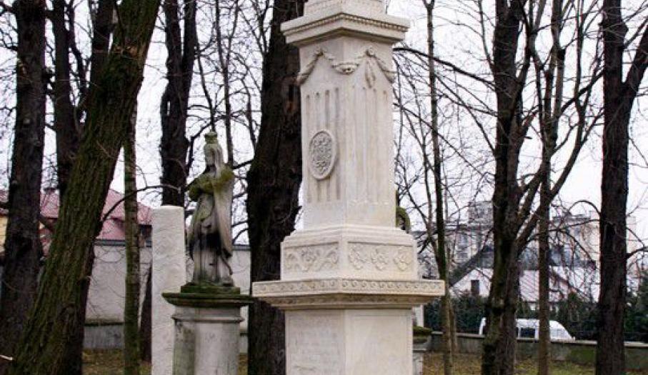 Zespół kościółka cmentarnego pw.Leonarda