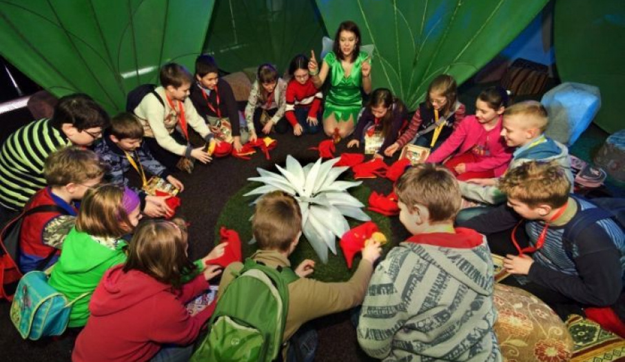 Wystawa Bajkowy Świat- Czarodziejski Ogród