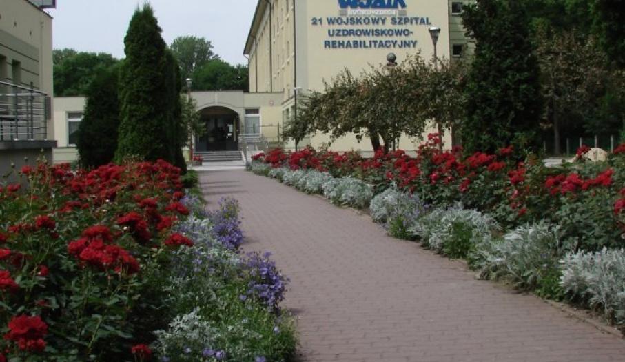 21 Wojskowy Szpital Uzdrowiskowy