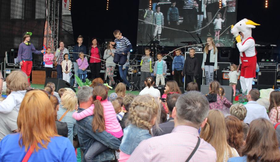 Festiwal Kultury Dziecięcej 2014