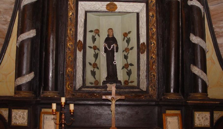 Figura św.Leonarda