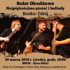 """""""Bułat Okudżawa - najpiękniejsze pieśni i ballady"""""""