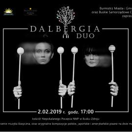 Zapraszamy na koncert Dalbergia Duo