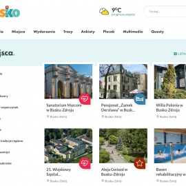 Wyróżnienie dla atrakcje.busko.pl