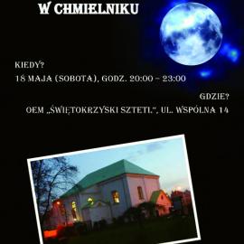 Noc Muzeów w Chmielniku 2019