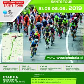 Zbliża się Wyścig mjr Hubala - Sante Tour 2019