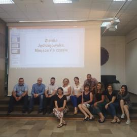 Kreowanie marki Ziemi Jędrzejowskiej - pierwsze warsztaty w ramach dużego projektu