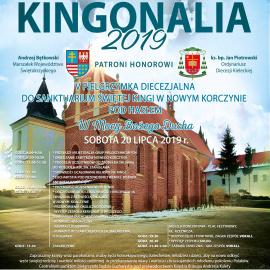 KINGONALIA 2019 w Nowym Korczynie