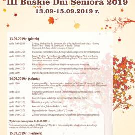 III Buskie Dni Seniora