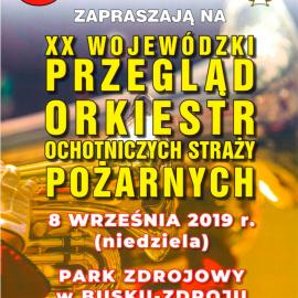 Przegląd orkiestr OSP