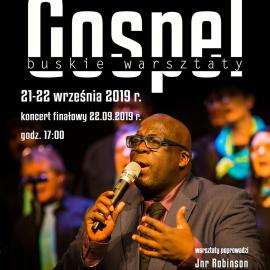 Zapraszamy na Buskie Warsztaty Gospel