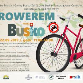Rowerem przez Busko