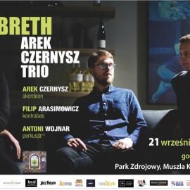Zapraszamy na koncert Arek Czernysz Trio