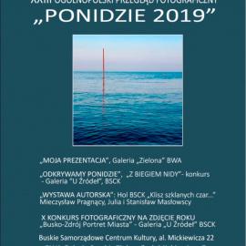 """XXIII Ogólnopolski Przegląd Fotograficzny """"Ponidzie 2019"""""""