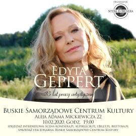 Zapraszamy na koncert Edyty Geppert