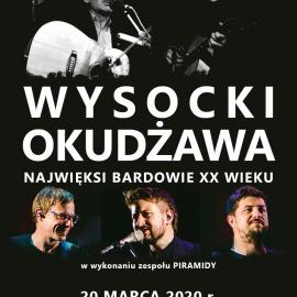 Wysocki, Okudżawa - dwaj najwięksi bardowie XX wieku