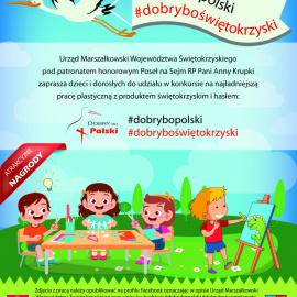 """Konkurs #dobrybopolski #dobryboświętokrzyski"""""""