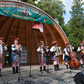 Buskie Spotkania z Folklorem- wielkie święto muzyki ludowej