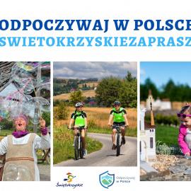 Odpoczywaj w Polsce - rusza kampania Polskiej Organizacji Turystycznej!